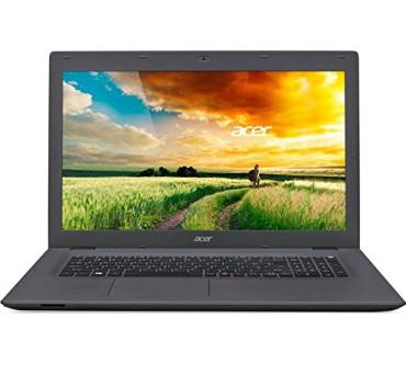 Aspire E5-773G (i3-6100U, Geforce 920M, 4GB RAM, 1TB HDD) Produktbild