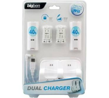 Wii Dual Charger Produktbild