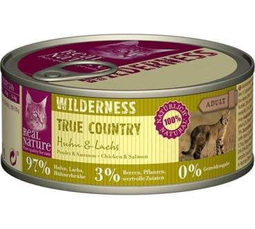 Wilderness Adult True Country Huhn & Lachs Produktbild
