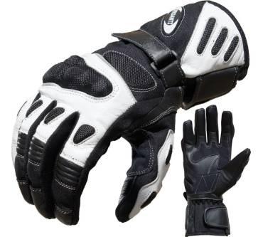 Motorradhandschuhe Racing Leder Motorrad Handschuhe PROANTI