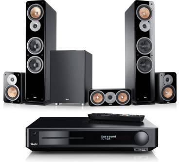 "Ultima 40 Surround Impaq ""5.1-Set"" Produktbild"