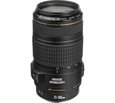 EF 70-300mm 1:4-5.6 IS USM Produktbild