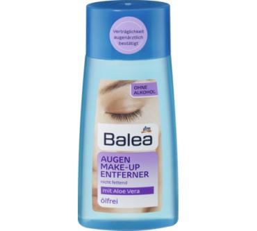 Geliebte dm / Balea Augen Make-Up Entferner (ölfrei) Test | Testberichte.de #HL_89