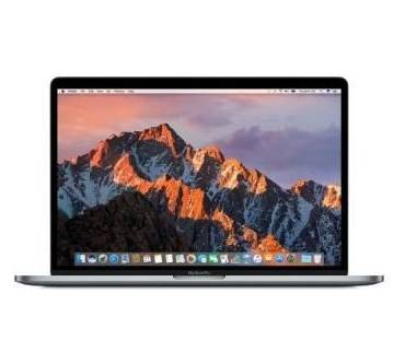 "MacBook Pro 15"" Touch Bar (2017) Produktbild"