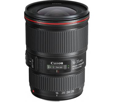 EF 16-35mm f/4L IS USM Produktbild