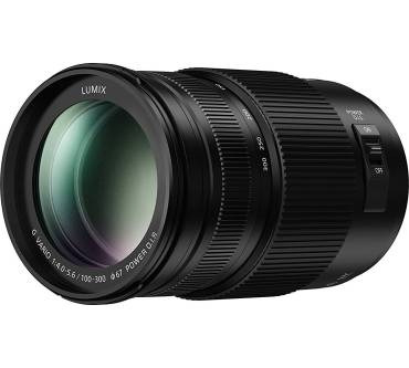 Lumix G Vario 100-300 mm f/4-5,6 II Power O.I.S. Produktbild