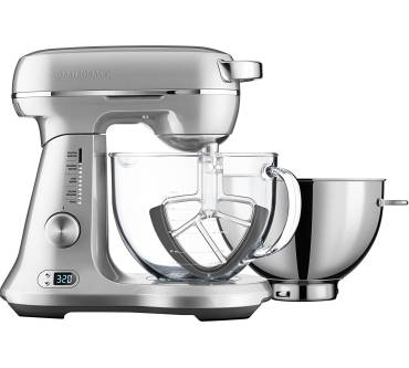 Gastroback Design Kuchenmaschine Advanced Pro Duo Test Testberichte De
