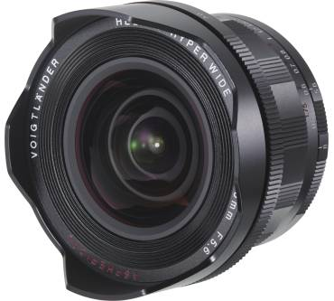 VM 10 mm F5,6 Hyper Wide Heliar Aspherical Produktbild
