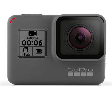 Hero6 Black Produktbild
