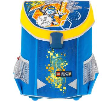 d83f709991cca Lego Nexo Knights Easy Ranzenset im Test