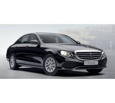 Mercedes Benz E Klasse 16 Im Test Testberichtede Note