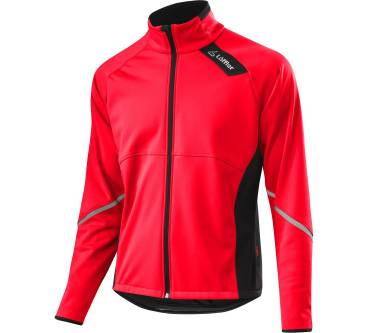 Herren Bike Jacke Windstopper Softshell Warm