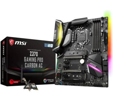 Z370 Gaming Pro Carbon AC Produktbild
