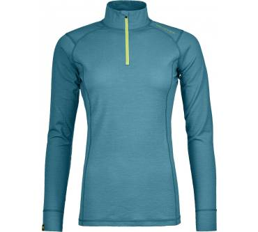 145 Merino Ultra Zip Neck Produktbild