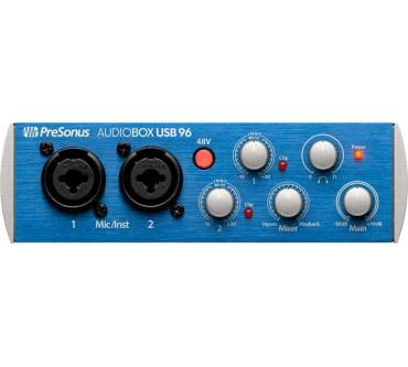 Audiobox USB 96 Produktbild