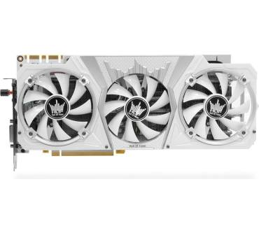 GeForce GTX 1070 Ti Hall Of Fame Produktbild