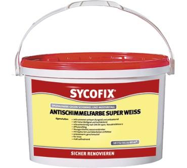 Sycofix Antischimmelfarbe Super Weiß Test Testberichtede