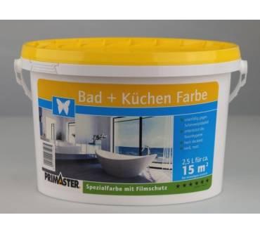 Globus Baumarkt / Primaster Bad + Küchen Farbe Test ...