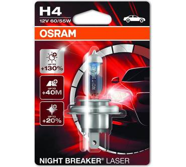 Night Breaker Laser H4 Produktbild
