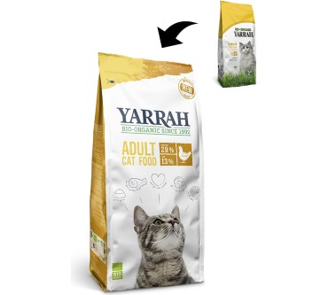 Bio Adult Cat Food Huhn Produktbild