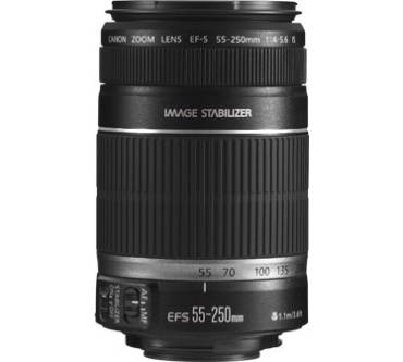 EF-S 55-250mm 1:4-5.6 IS Produktbild