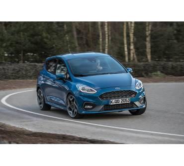 Ford Fiesta St 2017 Im Test Testberichtede