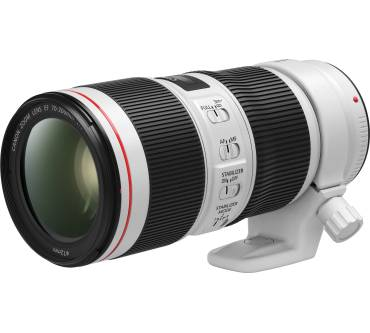 EF 70-200mm f/4L IS II USM Produktbild