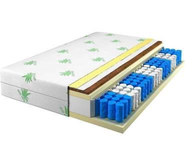 Tanato Matratzen Kokosmatratze 9 Zonen Taschenfederkern Testberichte De