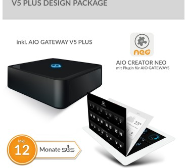 AIO Gateway V5 Plus Design & Automation Package Produktbild
