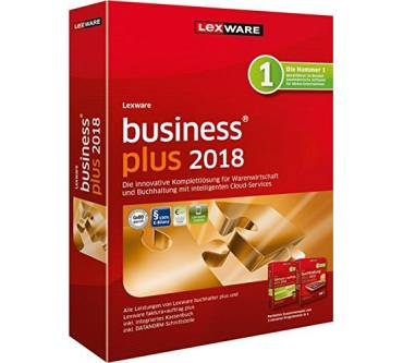 business plus 2018 Produktbild