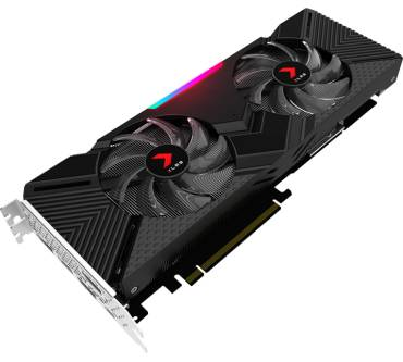 GeForce RTX 2080 XLR8 Gaming OC Twin Fan Produktbild
