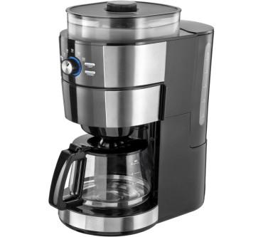 Kaffeemaschine Mit Edelstahlmahlwerk Produktbild