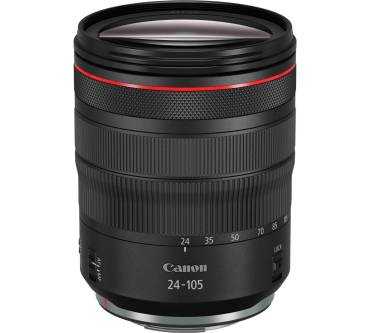RF 24-105 mm f/4L IS USM Produktbild