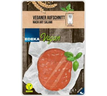 veganer aufschnitt