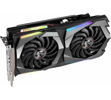 GeForce GTX 1660 Ti Gaming X 6G Produktbild