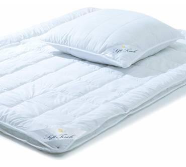 Aqua Textil 4 Jahreszeiten Bettdecke Soft Touch