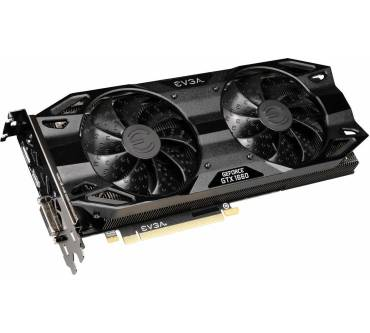 GeForce GTX 1660 XC Ultra Produktbild