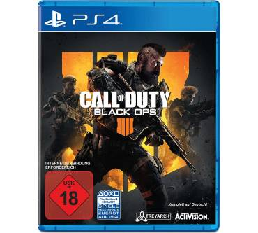 Call of Duty: Black Ops 4 (für PS4) Produktbild