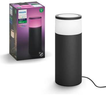 Hue Outdoor Color  Starter set Lily Base Kit plus Hue Hub