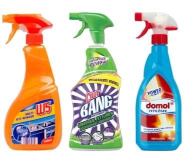Reinigungsmittel Test ▷ Testberichte.de