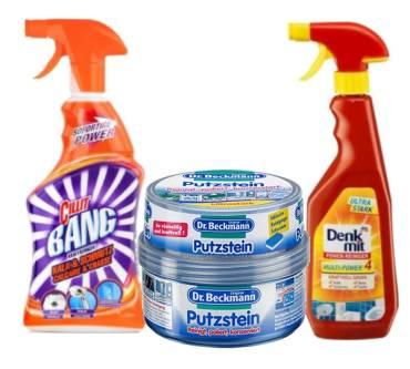 Reinigungsmittel Test ▷ Bestenliste | Testberichte.de
