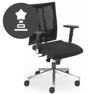 Bürostuhl Test Testsieger Der Fachpresse Testberichtede
