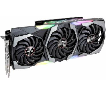GeForce RTX 2080 Super Gaming X Trio Produktbild