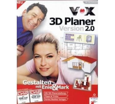Vox 3d Planer 2 0 Im Test Testberichte De Note
