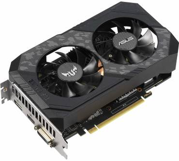 TUF Gaming GeForce GTX 1660 OC Produktbild