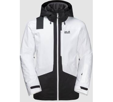 Big White Jacket Produktbild
