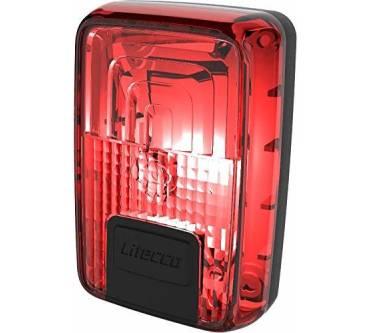 LITECCO LIGHTGUARD CONNECT 41.500.06 RÜCKLICHT BREMSLICHT STURZERKENNUNG NOTRUF