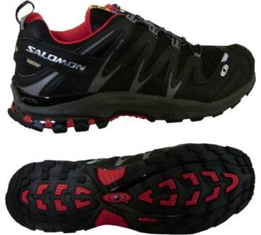 Salomon Schuhe Damen Test
