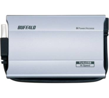 MicroStation Portable Silicon Disk (SSD) Produktbild