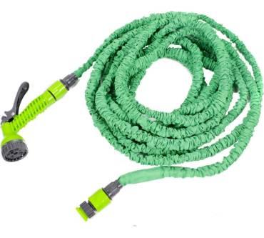 ca Länge 7,5 m grün Flexibler Gartenschlauch
